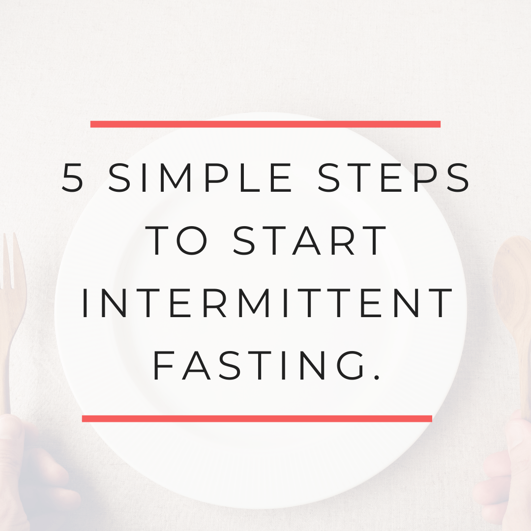 5 Simple Steps to Start Intermittent Fasting