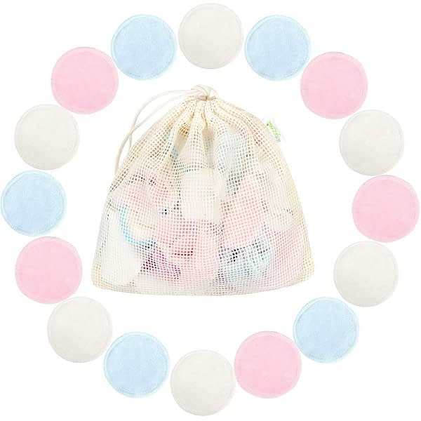 Reusable Make-Up Bags