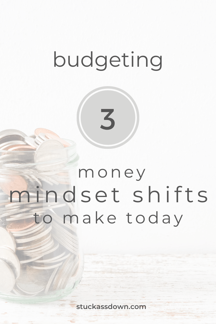 3 Money Mindset Shifts