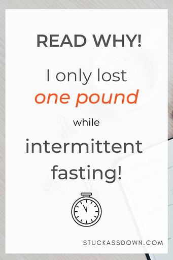 Intermittent Fasting Reset