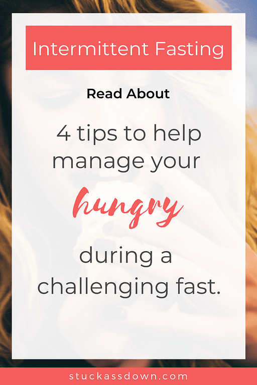 Intermittent Fasting for Weight Loss: Manage the hungry.