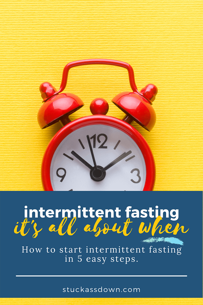 5 steps to start intermittent fasting