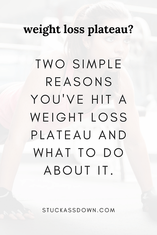 Homeostasis & Set-Point Weight: How to break your weight loss plateau.